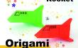 Hoe origami een RAKET
