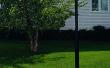 Hoe installeer ik een lantaarnpaal in uw tuin