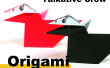 Hoe Origami een pratende kraai