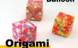 Hoe maak je een ballon Origami