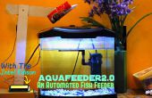 AquaFeeder 2.0: Automatic Fish Feeder (met WiFi)