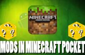 Mods in Minecraft Pocket editie! (Alleen voor android) NO ROOT