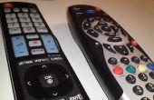 Tot vaststelling van de niet werkende knoppen van een afstandsbediening