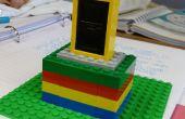 Hoe maak je abstracte kunst Lego