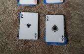 Super simpele kaart truc