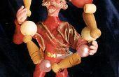 Kitsch figuur sculpturen
