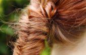 Hoe te doen een Fishtail Braid kapsel