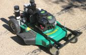 Remote Controlled grasmaaier