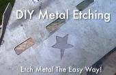DIY Metal etsen