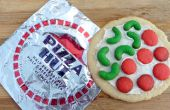 Gedehydrateerde Pizza Cookies: Back to the Future