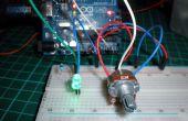 Software PWM met arduino/attiny