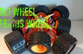Big Wheel reuzenrad | Een K'nex bal Machine-Element