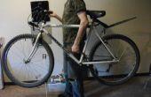 Paracord fiets behandelen (permanente)