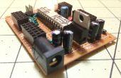 Maken van een semi-modulaire Perfboard Arduino