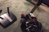 Internet-besturingselement toevoegen aan de Raspberry Pi Robot met behulp van Runmyrobot.com