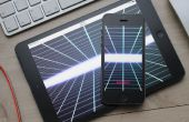 Hoe maak je een Neon raster 80s gebaseerd Wallpaper - Tutorial   Photoshop CC 2015 - GraphixTV