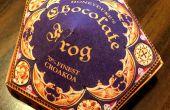 Honeyduke van chocolade Frog Box