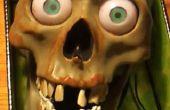 Modify A praten Skull zeggen iets u wilt