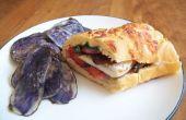 Stuc voor vegetarische Sandwich ideeën? Vijf ideeën toTang Up Your Veggie broodjes!