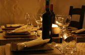 Hoe voor het hosten van een formeel diner