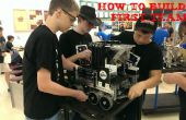 Hoe om te beginnen met een eerste Team Robotics