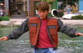 Marty McFly de jas uit Back to the Future Part II