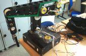 Robotarm met bipolaire stappenmotoren