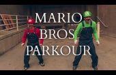 Hoe ontzagwekkend Parkour Stunts doen van Video Games!