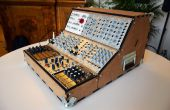 Eurorack modulaire synthesizer base
