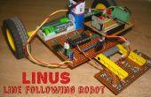 LINUS: De regel die volgt robot