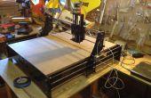 CNC Laser Cutter reis