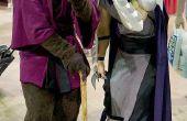 """Hoe maak je een TMNT """"Splinter"""" kostuum"""