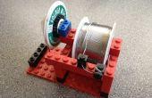 Lego soldeer Spool + Wick houder