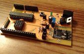 Bouwen van uw eigen Arduino Compatible IoT Development Board