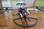 Quadcopter HACK! [Ontwerp en print uw Propeller Guard]