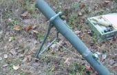 DIY Water Rocket mortel