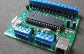 24-kanaals USB-Connected LED Controller, upto 1A per kanaal