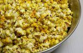 Super gemakkelijk Superfood Popcorn