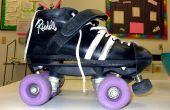 Roller derby basics: schoonmaken van uw wielen