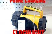 $10 LED zaklamp & Emergency telefoon lader