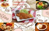 Koken met energygod5: hedendaagse schotel, Tonkatsu