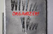 Ultimate opknoping van boor bits organisator (gemaakt van piepschuim!)