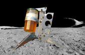 'Moon Lander' mok (geen lasnaden, gehackte hardware)