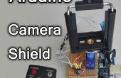 Arduino remote controlled camera mount-ir-object voor het bijhouden van schild