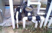 Installeren variabele snelheid zwembad pomp, Filter en sanitair