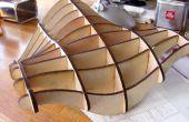 Wave Laptop staan (het maken van 3D-vormen in Illustrator)