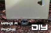 Smartphone DIY tripod mount/case