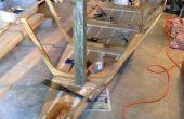 Hoe de bouw van de ribben voor een 18 voet Grand Banks dory