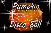 Pompoen Disco Ball - Halloween Party
