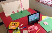 Hoe voor het hosten van een Workshop van de Claymation met iPads en Stop Motion Studio!